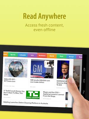 7 SmartNews App screenshot