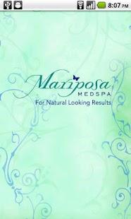 Mariposa MedSpa - screenshot thumbnail