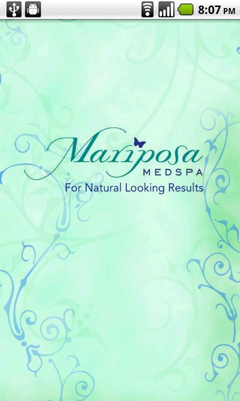 Mariposa MedSpa - screenshot