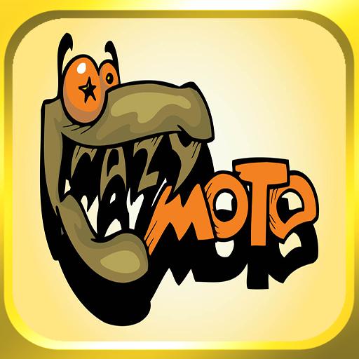 Crazy Coroco Moto LOGO-APP點子