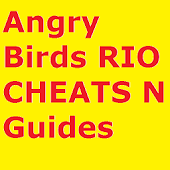 Angry Birds Rio Cheats Guides