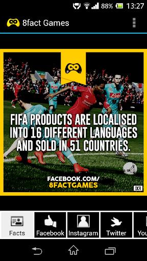 8fact Games