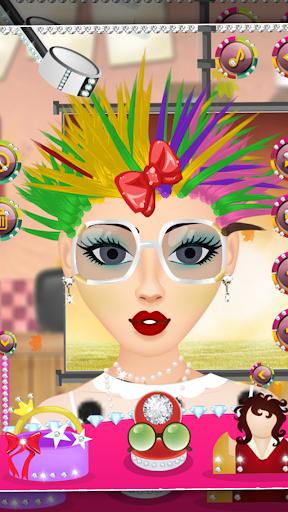 Real Hair Salon - Girls games