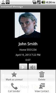 bmobile Visual Voicemail- screenshot thumbnail