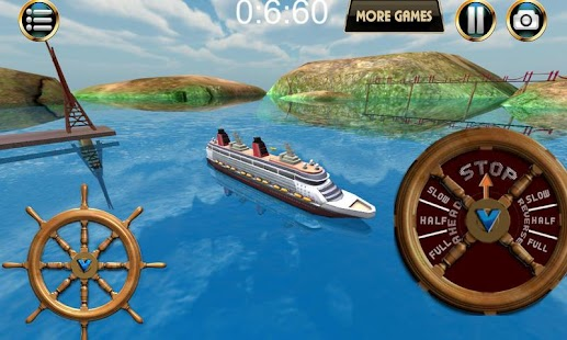 Cruise Ship D Simulator Android Apps On Google Play - Cruise ship building games