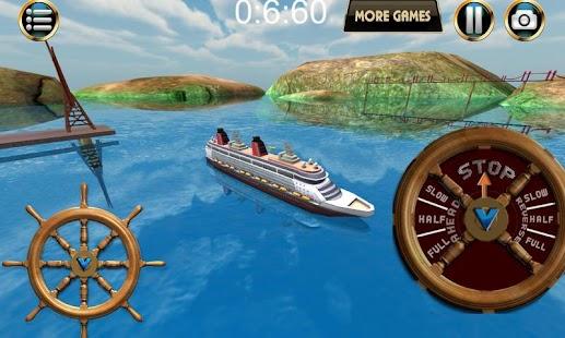 Cruise-Ship-3D-Simulator 3