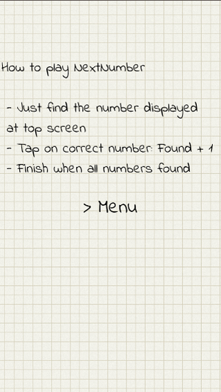 Seek Number Free- screenshot