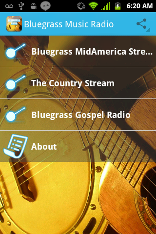Bluegrass Country Music Radio