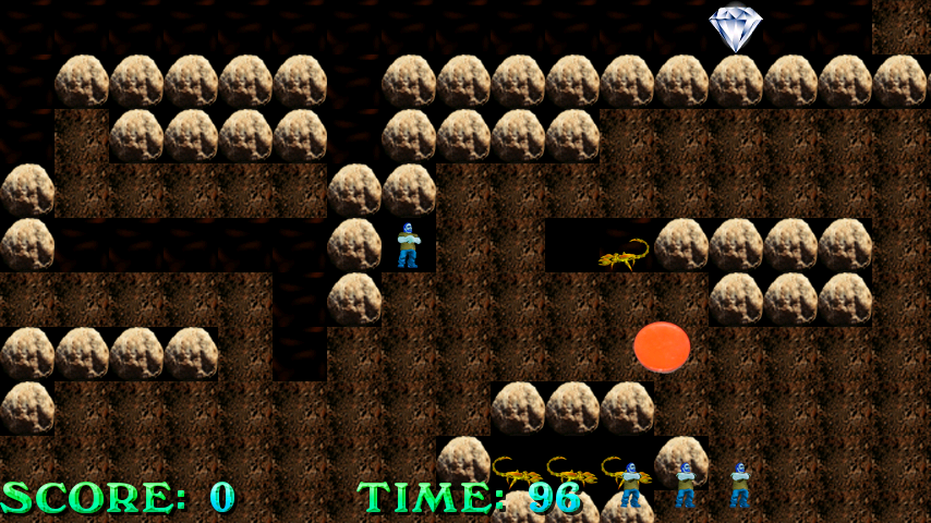 Castle Buster - screenshot