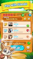 Screenshot of Bubble Pang for Tango