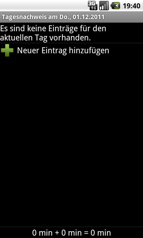 Fahrschule- screenshot