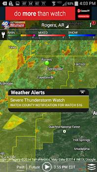 40/29 Weather - NW Arkansas