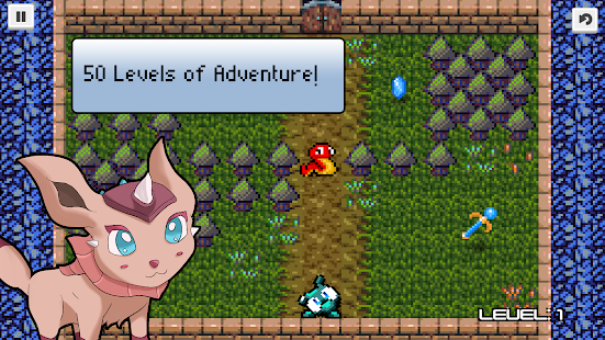 Sokoban Puzzle Adventure- screenshot thumbnail