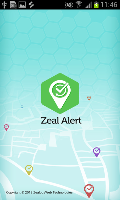 Zeal Alert- screenshot