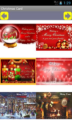 音樂聖誕卡