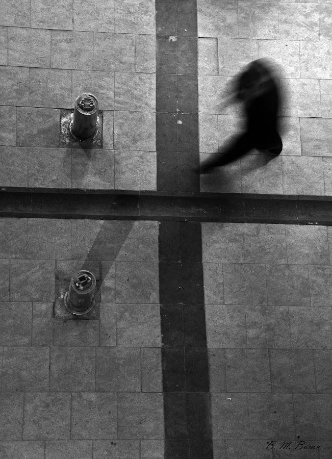MAN by Baha mustafa BARAN - Black & White Street & Candid ( baha baran, monochrome, d90, street, nikon, man )