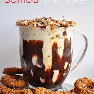 Samoa Milkshake.