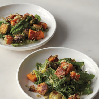 Roasted Vegetables with Quinoa.