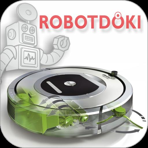 Robotdoki online bemutatóterme 商業 LOGO-玩APPs