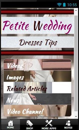 Petite Wedding Dresses Tips