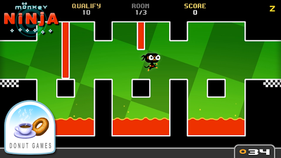 Monkey Ninja- screenshot thumbnail