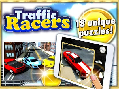 Traffic racers jigsaw puzzles