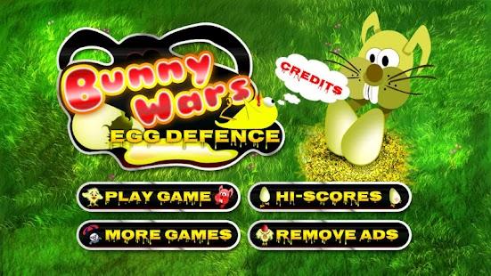 Bunny Wars: Egg Defence - screenshot thumbnail