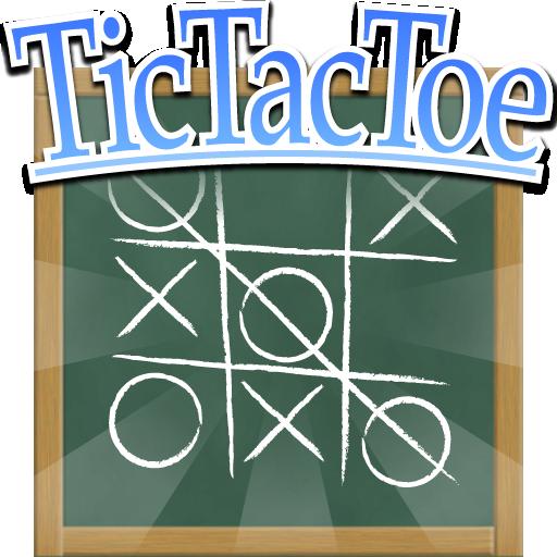 井字遊戲(Tic Tac Toe) LOGO-APP點子