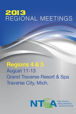 NTCA Regions 4 5 Meeting