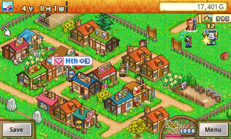 Dungeon Village screenshot #1