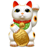 Luck&Wealth Maneki Neko Widget