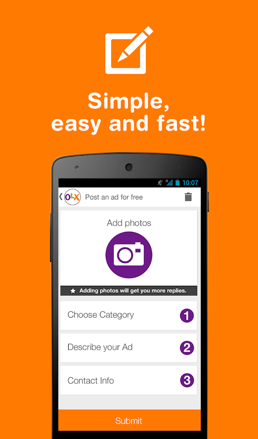 Download Android App: olx free classifieds - android apps on google play