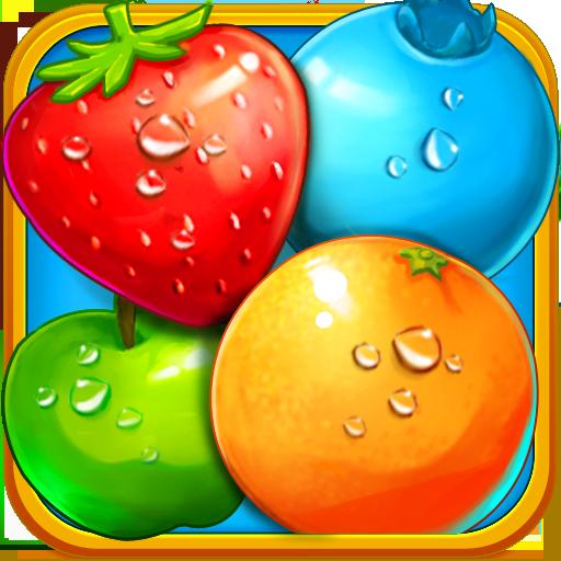 フルーツブリッツ - Fruit Blitz 解謎 App LOGO-APP試玩