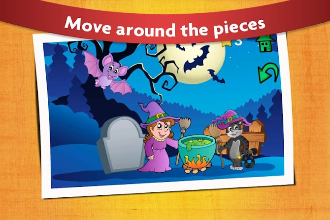 Peg Puzzle 3 - Kids & Toddlers Shape Puzle Game Android 5