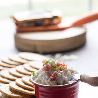 Horseradish Bacon Dip.