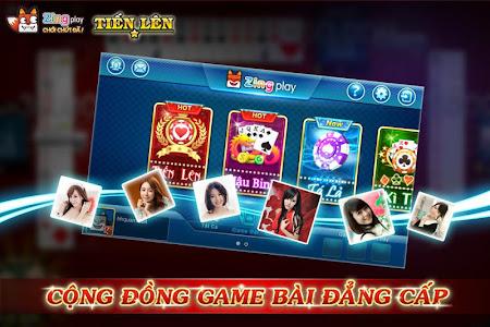 Tiến lên - tien len - ZingPlay 1.15 screenshot 359847