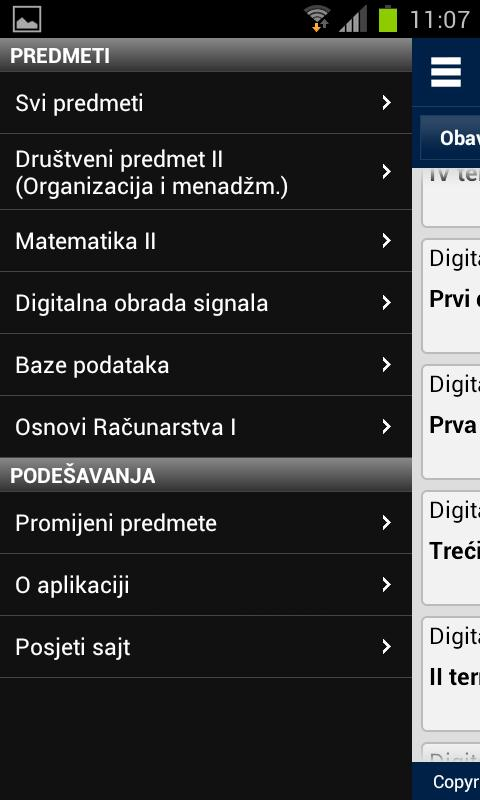 ETF Podgorica- screenshot