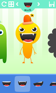 Monster Maker Fun Kids Game- screenshot thumbnail