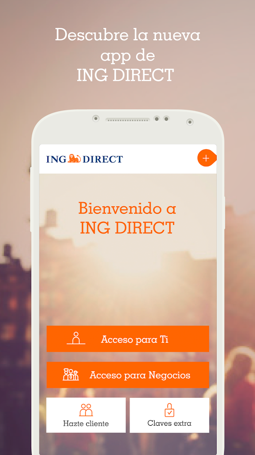 Ing direct espa a banca m vil android apps on google play for Oficina ing direct madrid