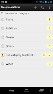 Barcode & Inventory Pro - screenshot thumbnail