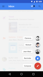 Inbox by Gmail - screenshot thumbnail