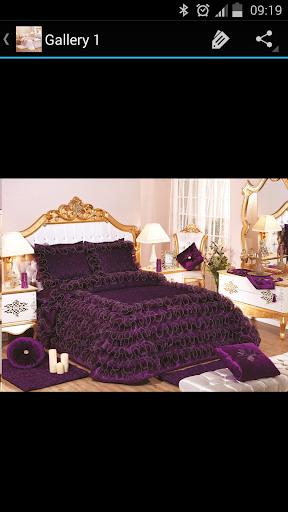 床罩裝飾理念