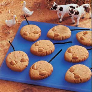 Farm Mouse Cookies