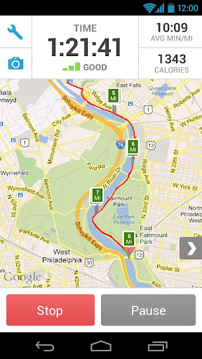 RunKeeper - GPS Track Run Walk 3.3 apk