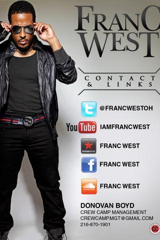 Franc West - screenshot