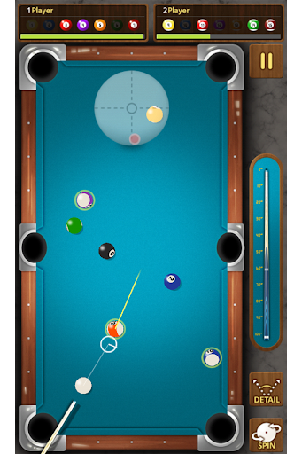 The king of Pool billiards 1.3.9 screenshots 5