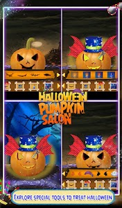 Halloween Pumpkin Salon v4.1