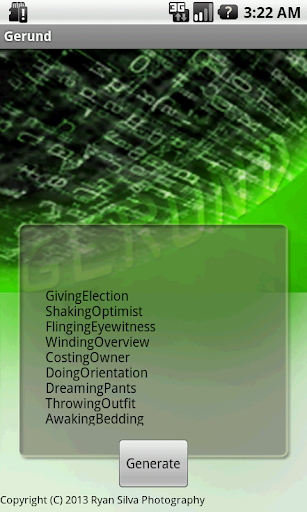 【免費娛樂App】Gerund-APP點子