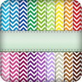 Chevrons - Pattern Wallpapers