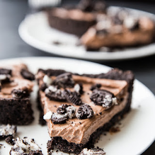 Vegan Dirt Cake Pie